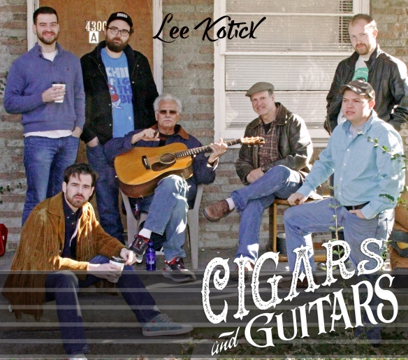 Cigars & Guitars cover