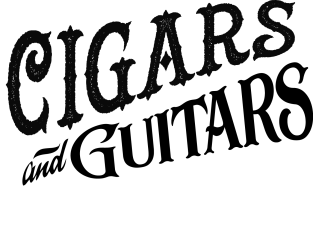 guitar cigar